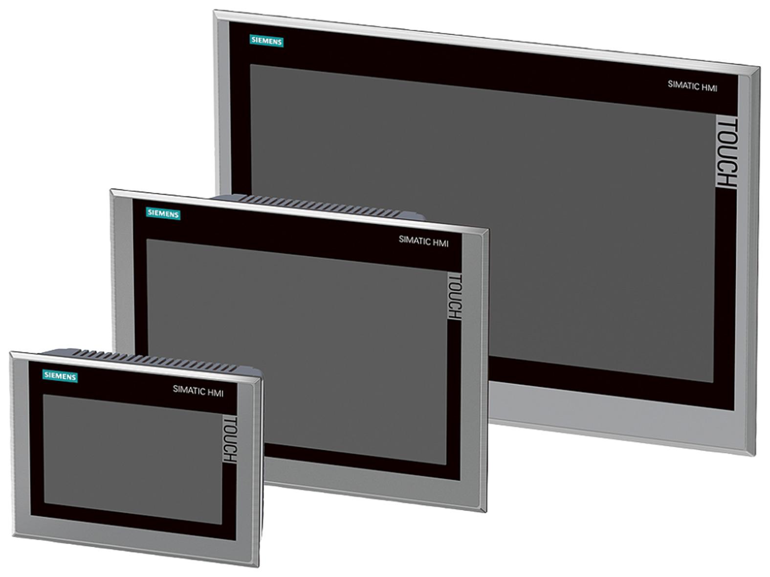 Siemens Energy Monitoring Systems : Simatic hmi comfort panels triflex