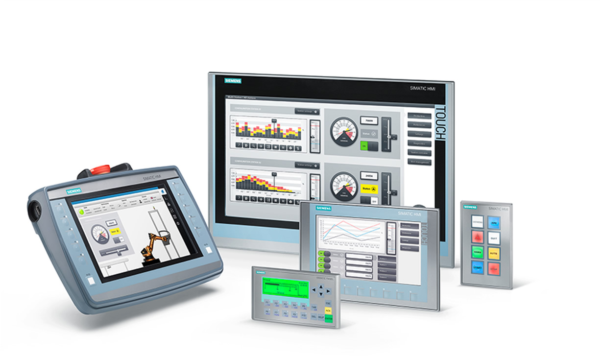 Siemens Energy Monitoring Systems : Simatic hmi operator control and monitoring systems