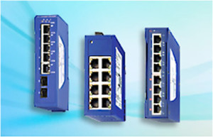 Spider - Unmanaged Ethernet Switches