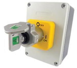 ISB2 Isolation Switch Box.